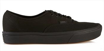 Vans ComfyCush Authentic Skate Shoe, UK 10.5 Black/Black