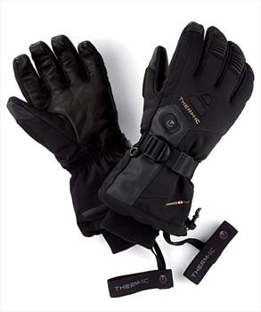Therm-ic Ultra Heat Men's Heated Ski/Snowboard Glove, XL Black