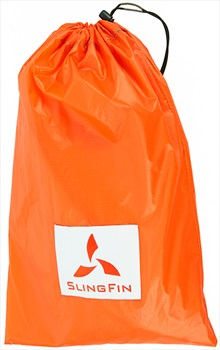 Slingfin 2Lite Tent Footprint Lightweight Tent Groundsheet, Orange