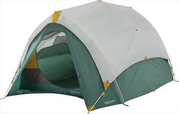 ThermaRest Tranquility 4 Tent Group Camping Shelter, 4 Man Silver Pine