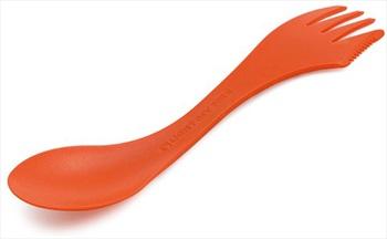 Light My Fire Spork Camping Cutlery Length: 17cm Orange