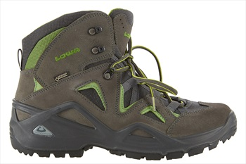 Lowa Zephyr GTX Mid Hiking Boots, UK 7.5 Anthracite