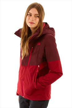 The North Face Garner Triclimate, XS Rumba Red/Fig
