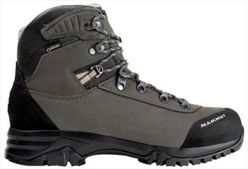 Mammut Trovat Advanced High GTX® Women's Hiking Boots, UK 6 Black-Grey