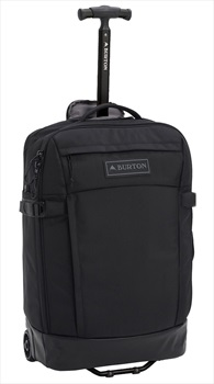 Burton Multipath Carry-On Travel Bag, 40L True Black Ballistic