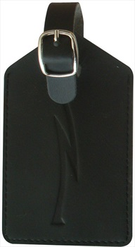 Gone Travelling Luxury Luggage/Suitcase Tag, Black