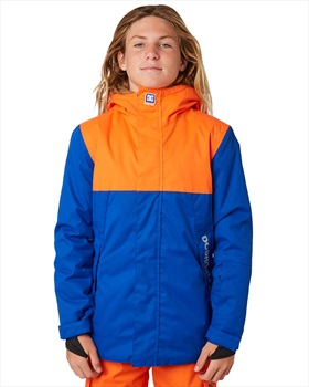 DC Defy Youth Kid's Ski/Snowboard Jacket, 12 Years Surf The Web
