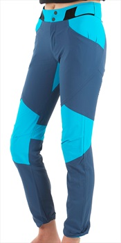 Ortovox (MI) Pala Pants Women's Climbing Trousers, UK 16 Night Blue
