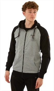 Kilpi Adult Unisex Larry Hooded Sweatshirt - S, Light Grey