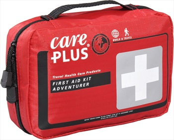Care Plus Adventurer First Aid Kit Outdoor Expedition Medical Kit