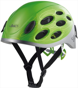 Beal Atlantis Rock Climbing Helmet, 56-61cm Green