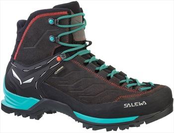 Salewa Mountain Trainer Mid GTX Women's Hiking Boot, UK 5.5 Black