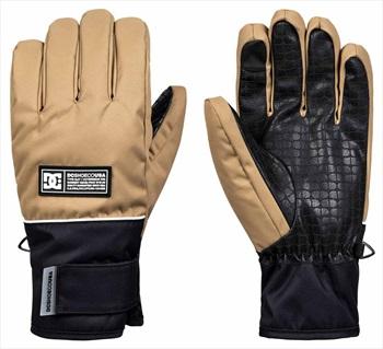 DC Franchise Ski/Snowboard Gloves, S Kelp