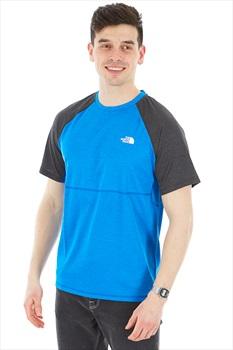 The North Face Varuna Short Sleeve T-Shirt, M Clear Lake Blue