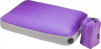 Cocoon Air Core Pillow Ultralight Inflatable Carry-On Pillow, L Purple