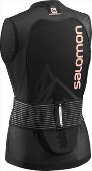 Salomon Womens Flexcell Light Vest W Armour Vest, M Black/Blue