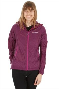 Montane Lite-Speed Women's Windproof Jacket, XS Dahlia