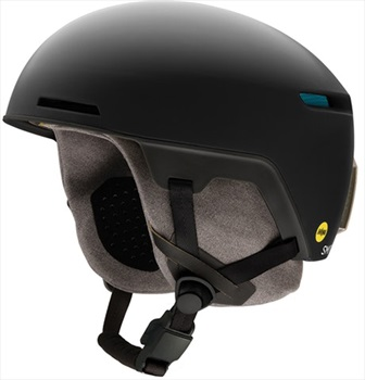 Smith Code MIPS Ski/Snowboard Helmet, XL Matte Black 2020