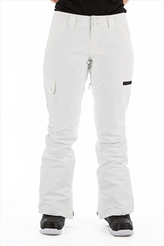 DC Recruit Women's Ski/Snowboard Pants, S White