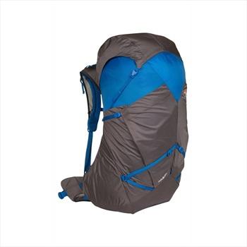 Montane Adult Unisex Naukan 60 Trekking Pack, 60L Mercury