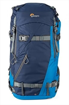 Lowepro Powder 500 AW Snowboard Photography Backpack Blue