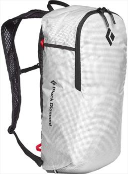 Black Diamond Trail Zip 14 Climbing Gear Backpack, 14L Alloy
