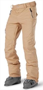 Wearcolour Sharp Ski/Snowboard Pants, XL Sand Beige