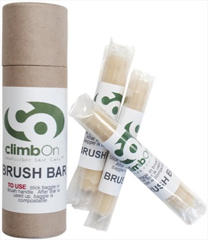 Climb On Brush Bar Climbing Skin Care Balm, 3 Pack