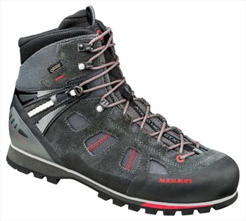 Mammut Ayako High GTX ® Hiking Boots, UK 11.5 Graphite-Inferno