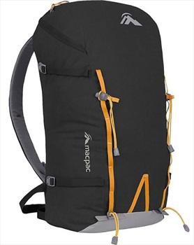 Macpac Adult Unisex Fanatic Trekking Backpack, 23L Liquorice