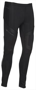 Raidlight Wintertrail Tight Men's Running Leggings, M Black