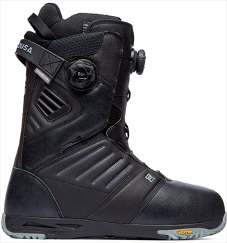 DC Judge Boa Snowboard Boots, UK 9.5 Black 2020