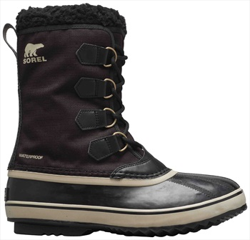Sorel 1964 Pac Nylon Men's Snow Winter Boots, UK 11 Tobacco/Black