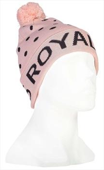 Mons Royale Pom-Pom Beanie Bobble Hat, One Size Rosewater/9 Iron