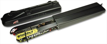 Sportube Series 2 Ski Hardcase, 210cm Black