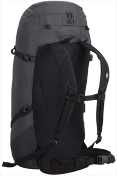 Black Diamond Speed Zip 33, 33 L, Top-loading Backpack M-L Graphite