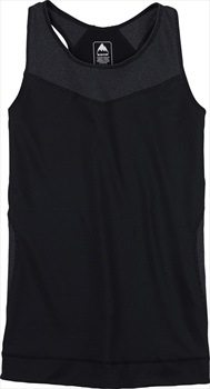 Burton Active Tank Women's Thermal Vest Top, XS True Black