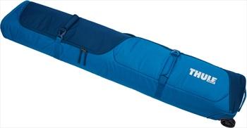 Thule RoundTrip Ski Roller Double Ski Bag Wheeled, 175cm Poseidon