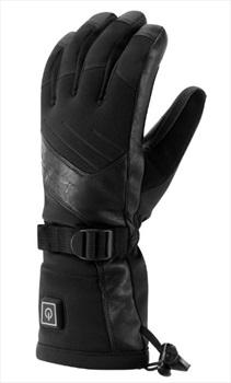 Manbi Steiner Radiator Heated Ski/Snowboard Glove, XL Black