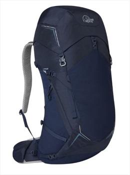 Lowe Alpine AirZone Trek ND Women's Hiking Backpack, 43-50L Navy