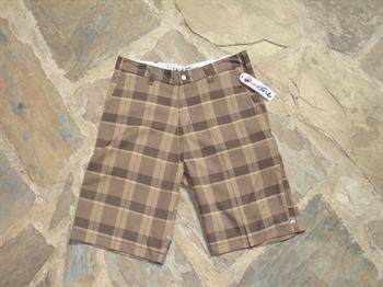 "Liquid Force Freeride Walk Shorts 34"" / 86cm Brown LWSS801BR34"