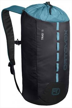 Ortovox Trad 18 Backpack Lightweight Climbing/Gym Bag 18L Black Raven