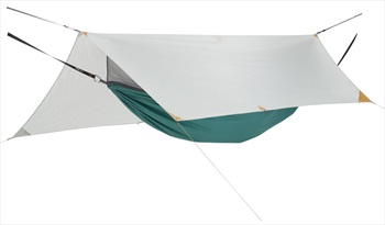 ThermaRest Slacker Hammock House Hammock Camping Package, Single Jade