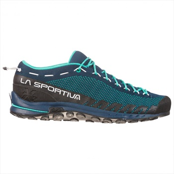 La Sportiva TX2 Womens Approach Shoe, UK 6.5 / EU 40 Opal/Aqua