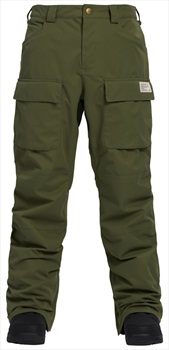 Analog Mortar Ski/Snowboard Pants, L Dusty Olive