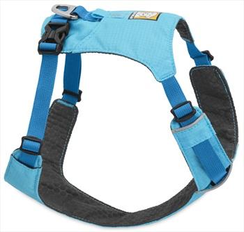 Ruffwear Hi & Light Harness Active Dog Harness - L / XL, Blue Atoll