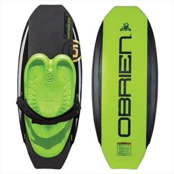 O'Brien Enforcer Park Series Kneeboard, Black Green 2019