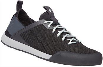 Black Diamond Session Women's Approach Shoes, UK 6.5 Black/Atmosphere