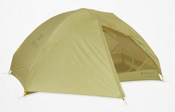 Marmot Tungsten UL 2 Lightweight Backpacking Tent, 2 Man Wasabi