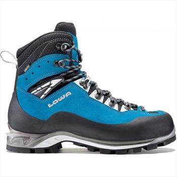 Lowa Cevedale Pro GTX Women's Hiking Boots, UK 5.5 Turquoise/Black